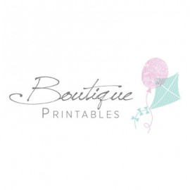 Boutique Printables